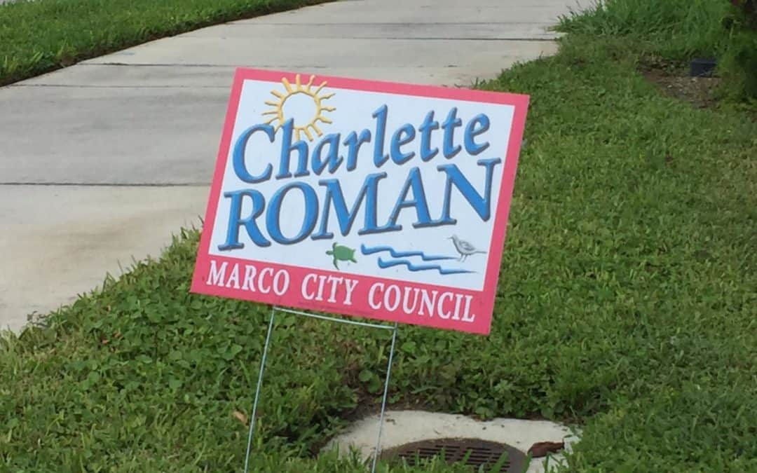 Marco Island City Council Elections are coming up!